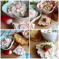 Découvrez l'apéro Kiri, simple, frais et très gourmand ! #kiri #recette #apero #cream #cheese #kids #tartine #radis