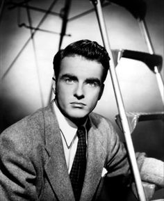Montgomery Clift - Young