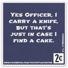 Gotta find that chocolate cake!