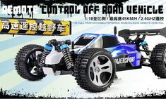 $92.64 - Nice WLtoys A959 Electric Rc Car Nitro 1/18 2.4Ghz 4WD Remote Control Car High Speed Off Road Racing Car Rc Monster Truck For Kids - Buy it Now!