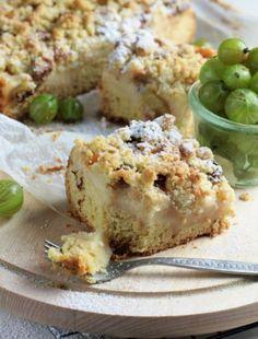 BISZKOPT Z JABŁKAMI - bardzo puszysty! Dessert, Cauliflower, Low Carb, Sweets, Vegan, Vegetables, Recipes, Diet, Pies
