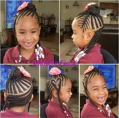 Cute hairstyle....maybe without the heart