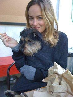 Coqui & her baby