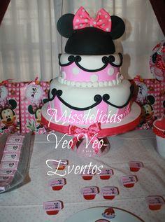 CAKE MINNIE PINK