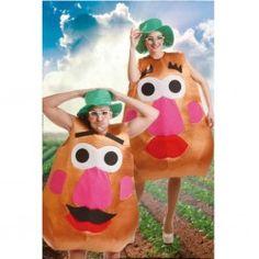 Disfraz Mr. Potato Adulto