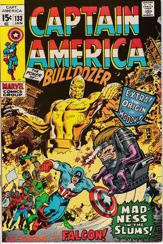 Captain America #133