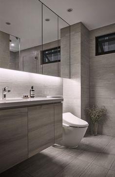 Z-AXIS DESIGN | BLACK KNIGHT on Behance. #bathroom_idea #bathroom #bathroom_design #bathroom_inspiration #modern_bathroom