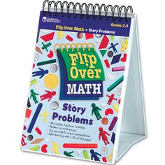 Flip Over Math™ Activity Book: Story Problems