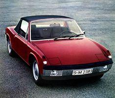 Porsche / VW 914 Porsche 912, Porsche Cars, Porsche Models, Ferdinand Porsche, Vintage Porsche, Car Brands, Cool Cars, Dream Cars, Volkswagen