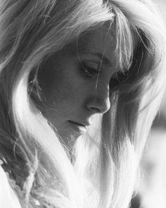 Catherine Deneuve la beaute pure