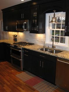 Over The Range Microwave Design Ideas, Pictures, Remodel, and Decor - page 4