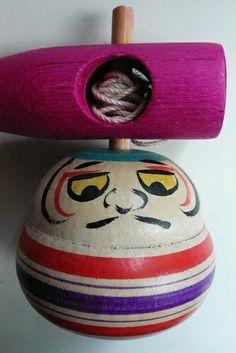 Daruma Spinning top