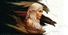 Dany. Game of Thrones