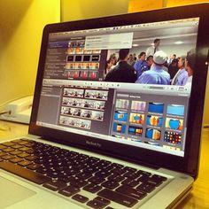 Estamos trabalhando na edição de vídeos dos nossos treinamentos. Vamos com tudo!!!  #inteligenciaimobiliaria #equipegmachado #QGmachado