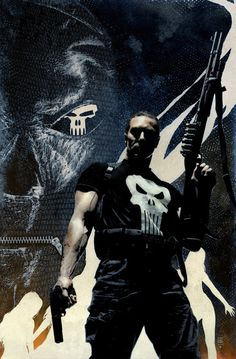 Punisher - Tim Bradstreet