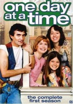 One Day At a Time.. I loved this show! Bonnie Franklin's character ALWAYS ran into a room like the house was on fire! I always wondered why her character didn't walk into a room like everyone else!
