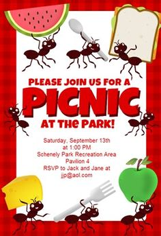 Free Picnic Invitation Template - Free Picnic Invitation Template , Summer Picnic and Bbq Invitation Flyer or Template Text Lunch Invitation, Groomsmen Invitation, Dinner Party Invitations, Invites, Reunion Invitations, Party Flyer, Printable Invitation Templates, Event Flyer Templates, Templates Printable Free