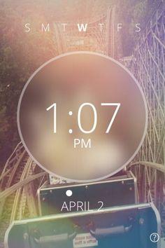 fun with #alarmclock7 New Ios, Ios 7, Iphone 5s, Creative, Fun, Lol, Funny
