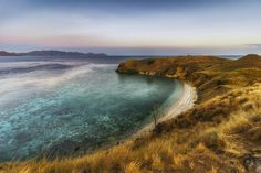 The other side of Gili Lawa