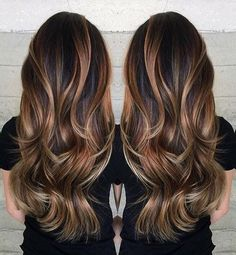 Trendy Hair Highlights : Butterfly Loft Salon on Instagram: Caramel Macchiato By Butterfly Loft sty