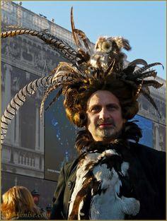 Photos Carnaval Venise 2008 Masques et Costumes Page 11