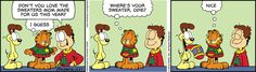 Garfield Comic Strip, December 27, 2016     on GoComics.com
