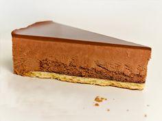 De allerlekkerste chocoladetruffeltaart van Koekela in Rotterdam.