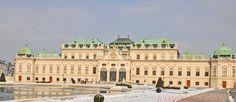 Vienna/Belvedere Vienna, Louvre, City, Building, Travel, Voyage, Buildings, Viajes, Traveling