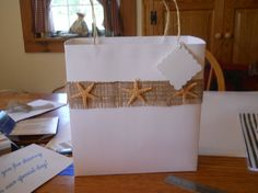 Elegant bridal/welcome party favor bags custom by steppnout, $6.00