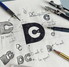 (28) Twitter Web Design, Icon Design, Logo Desing, Branding Design, Logo Sketches, Learning Logo, Logo Design Tutorial, Typographic Logo, Monogram Logo