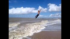 Kite jump - Blade III 8.5.avi