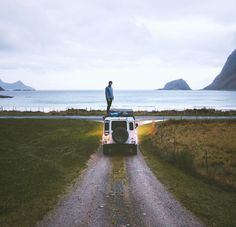Missing Mighty the Defender.. Lofoten Islands Norway @stayandwander by alexstrohl