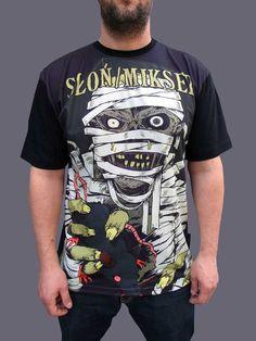 Koszulka DEMONOLOGIA D2 MUMIA czarna | | Tytuł sklepu zmienisz w dziale MODERACJA \ SEO