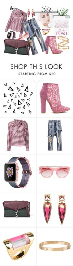 """""""Rosa Park"""" by bettyboopbbw69 ❤ liked on Polyvore featuring Nika, Isabel Marant, Erdem, Rebecca Minkoff, Bex Rox and Cartier"""