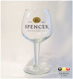 BrewView on SPENCER TRAPPIST ALE #Trappist_Glass