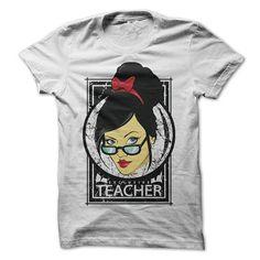 Teacher T-Shirt - #tee trinken #yellow sweater. BUY NOW => https://www.sunfrog.com/Funny/Teacher-T-Shirt.html?68278
