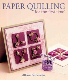 This extremely popular entry in the successful For the First Time (R)seriesnow in paperbackfocuses on a classic craft that's enjoying a resurgence. Paper quilling is a form of filigree thats perfect f