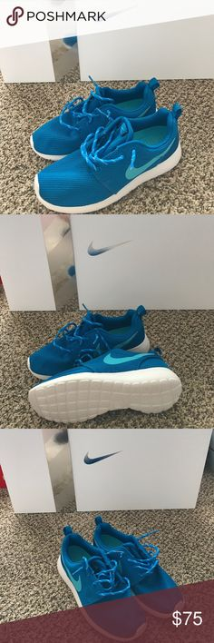 Nike Free Flyknit Teal/Blue Nike flyknit, Teal blue and