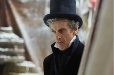 Peter Capaldi is filming his new movie – Looks like he's still in