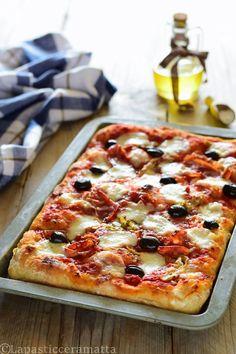 Focaccia Pizza, Toast Sandwich, Love Pizza, Vegan Pizza, Latest Recipe, Mediterranean Recipes, Pizza Party, Pizza Recipes, I Foods