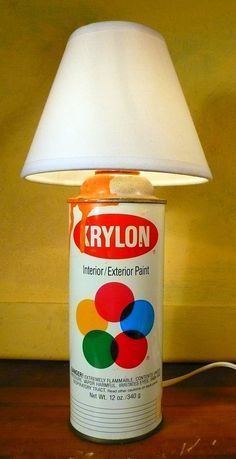 Image result for upcycle sprAYCAN