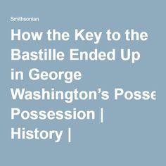 key to bastille at mount vernon