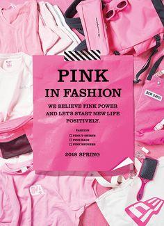 PINK IN FASION Pink Power, Pink Fashion, New Life, Fasion, Shirt Style, Fashion
