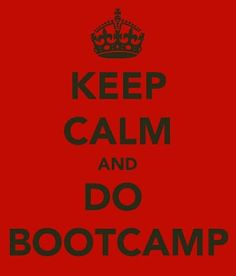 I love Bootcamp! I hurt afterward but I feel good knowing I've worked hard - crazy or what! I am focused and I have my goal set. Fitness Quotes, Fitness Tips, Fitness Motivation, Women's Fitness, Group Fitness, Exercise Motivation, Crossfit Bootcamp, Fitness Bootcamp, Boot Camp Workout