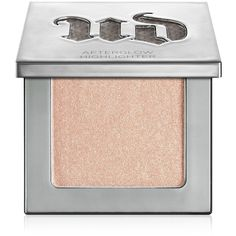 Urban Decay Afterglow 8-hour Powder Highlighter (165 HRK) ❤ liked on Polyvore featuring beauty products, makeup, face makeup, face powder, beauty, fillers, highlighter, cosmetics, sin and urban decay