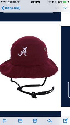 online retailer e1c24 2dc23 ... norway alabama crimson tide top of the world angler bucket hat crimson  d037d 9547d