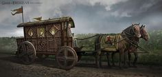 TARLY CARRIAGE