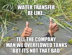 Nothing major just a little overflow.  #TheRoughneck #Oilfield #TheRoughneckMagazine #OilfieldLife