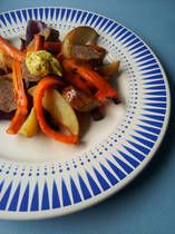 Roasted Hutspot Recipe (Hutspot Uit de Oven)    OMG  SOOOO YUMMY!