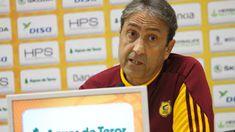 """TIEMPO DE DEPORTE: Luis Casimiro: """"Intentaremos ganar para asegurar l..."""